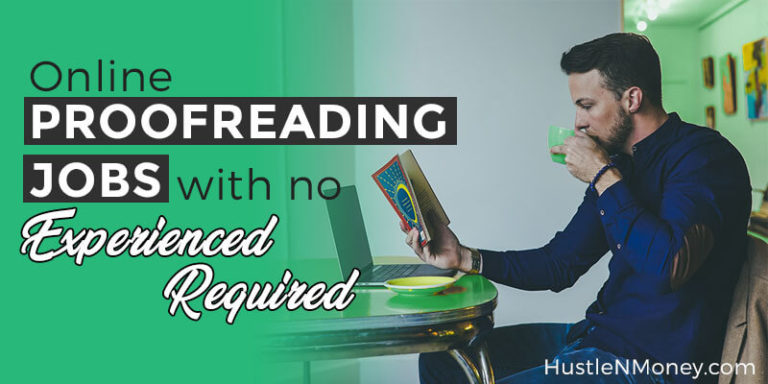 Online Proofreading Jobs With No Experience Required